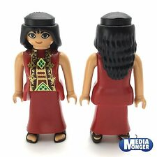 Playmobil Figurine : INDIEN JEU DE DAMES Princesse Inderin égyptien 1001 nuit