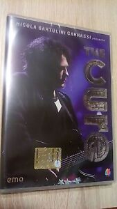 THE CURE ROBERT SMITH DVD.NICOLA BARTOLINI CARRASSI.SORRISI TV