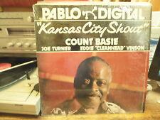 Count basie - Joe turner - eddie cleanhead vinson  : kansas  city shout - pablo