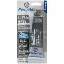 Permatex 82194 Ultra Grey Rigid High-Torque RTV Silicone Gasket Maker, 3.5oz 99g