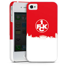 Apple iPhone 4 Premium Case Cover - Skyline FCK