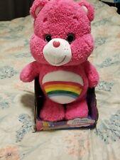 New in box Care Bears Medium Plush Cheer