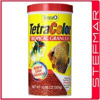 2 x Tetra TetraColor Colour Tropical Granules 300gm 300g - Color Bits EXP09/20