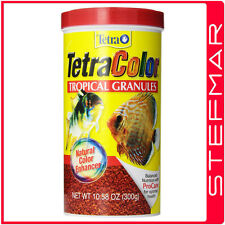 Tetra TetraColor Tropical Granules 300g Colour Bits Sinking Fish Food EXP08/19