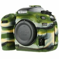 for Nikon D7500 D850 D5600 Soft Silicone Rubber Camera Body Case Skin Camera Bag