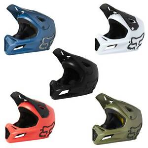 Fox Rampage Helmet SP21 - Full Face Mountain Bike Downhill BMX MTB