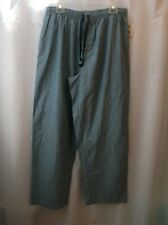 Sonoma Life+Style For Him Lounge Or Sleep Pants - Men's Size Large & Color Blue