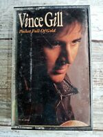 Vince Gill Cassette Tape Pocket Full Of Gold