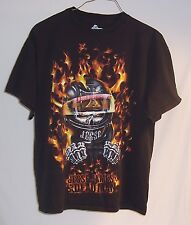 West Coast Chopper Jesse James Is A Dead Man Mens Black Cotton T Shirt Sz XL FS!