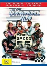 The Cannonball Run DVD New and Sealed Australia All Regions