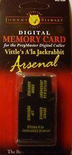 Johnny Stewart Vittle'S A'La Jackrabbit Memory Card Pm4