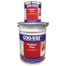Coo-Var Pro Floor Plus Floor Paint | Forest Green | 5Kg | Solvent Free