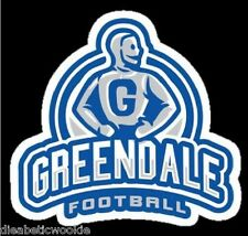 Troy and Abed Greendale Community College football Sticker scrapbooking cute