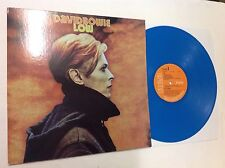David Bowie - Low - coloured - Blue - Vinyl