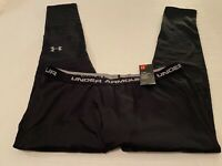 Under Armour 1281108 001 Mens Size XXL 2XL Base 2.0 Leggings Black $54.99 NWT