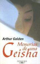 Memorias de una Geisha / Memoirs of a Geisha (Spanish Edition)