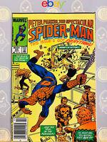 Spectacular Spider-Man #83 (9.0) VF/NM Punisher Origin 1983 Bronze Age Key Issue