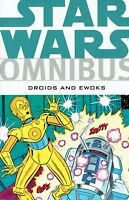 Star Wars Omnibus: Droids and Ewoks 2012 Dark Horse Graphic Novel  TPB