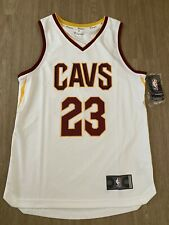 NBA Fanatics Fastbreak 2017 Cleveland Cavaliers Lebron James #23 Jersey SZ Small