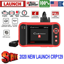 2020 New LAUNCH X431 CRP129 OBD Auto Diagnostic Scan Tool Engine ABS SRS Scanner