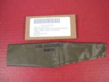 post-Vietnam Us Army 5.56 Rifle Rubberized Cleaning Kit Buttstock Pouch - Mint