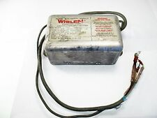 Aircraft Part Strobe Light Power Supply A490, T-DF-28 Whelen 28V