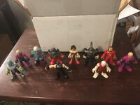 Imaginext Figures Lot