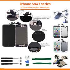 Pantalla LCD Completa Para iPhone 5/5C/5S  6/6S/6+/6S Plus  / 7 / Entrega en 24H