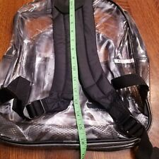 New Clear Backpack, Heavy Duty See Through Backpack.