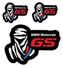 3 adesivi DAKAR BMW MOTORRAD GS stickers R1200 1150 1100 F800 F700  F650 F600