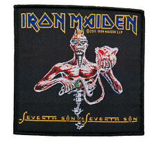 Iron Maiden - Seventh Son Of A Seventh Son  [Patch/Aufnäher, Gewebt] [SP2528]