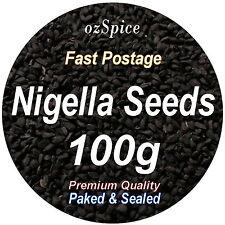 Nigella Seeds 100g - Herbs Teas Chillies & Spices - ozSpice