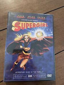 Rare Original New Sealed Supergirl From 1984 Anchor Bay Dvd Faye Dunaway 2000 Ed