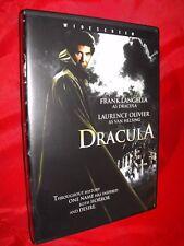 Dracula FRANK LANGELLA LAURENCE OLIVIER DVD VERY CLEAN