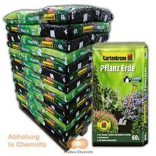 ABHOLUNG 42 Sack á 60 L Gartenkrone Pflanzerde mit Guano Blumenerde Gärtner