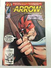 Arrow #1 Comic Book Malibu 1992