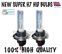 H7 XENON HID KIT BULBS 35W METAL BASE 4.3K 5K 6K 8K 10K 12K AUDI BMW VW MERCEDES