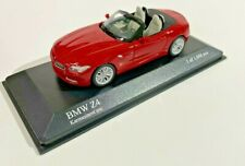 2008 BMW Z4 E89 Red,1:43 Scale Diecast Model  431-028131 Minichamps