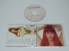 CHER/LOVE HURTS(GEFFEN GED 24427) CD ALBUM