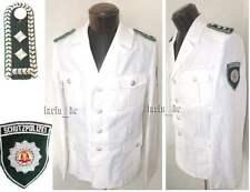DDR Volkspolizei Polizei Uniform Jacke sg48-0 East german Police jacket RDA GDR
