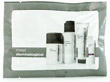 Dermalogica Sample Kit Meet (Cleansing Gel, Microfoliant, Cream & Power Firm)