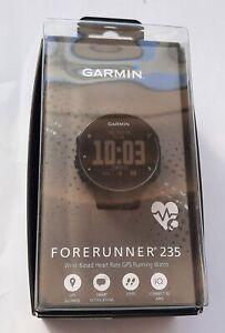 Garmin Forerunner 235 GPS Reloj Deportivo - Negro/Gris