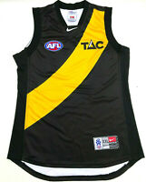 RICHMOND TIGERS AFL 2001-2002 JUMPER Home Nike Size XXL
