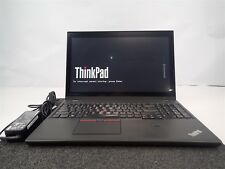 LENOVO THINKPAD T550 TOUCH 2880X1620 | CORE I5-5300U |256GB SSD |8GB RAM |NO O.S