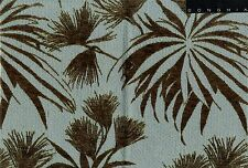 Donghia Official: Triffid in Blue Sky, Sold by the Yard - 27 yds available
