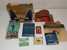 Vintage Cigarette Making Kit Bugler Top Tobacco Prince Albert