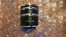 Vintage SPIRATONE 3 Piece Lens Extension Set 12mm 20mm 36mm Minolta MD Mount