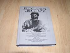 Eric Clapton - Crossroads 1963-1987 - coffret 4 CD