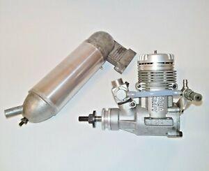 AQUACRAFT PRO .46 BB ABC Glow / Nitro RC Airplane Engine