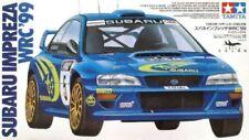 Subaru Impreza WRC '99 1/24 Car Model Kit - Tamiya 24218